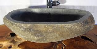 unique vessel sinks. Modren Vessel A Very Unique River Rock Granite Stone Vessel Sink With Natural Exterior  And A Polished Bowl In Unique Vessel Sinks E
