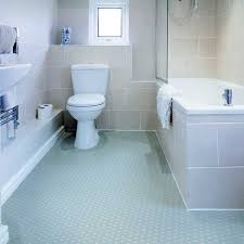 blue bathroom floor tiles. Modren Tiles Blue Vinyl Flooring Tiles In A Bathroom For Bathroom Floor Tiles A