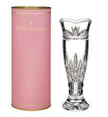 waterford crystal lismore bud vase 701587221665_alt1200 waterford lismore vase s42