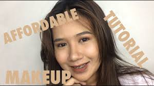 affordable makeup tutorial for oily skin jayvee omaña philippines
