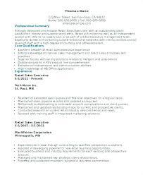 Retail Sales Executive Resume It Executive Resume Samples Sales Executive Resume Retail Sales