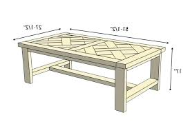 coffee table measurements average coffee table height standard coffee table measurements standard height for a coffee