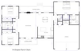 Small Ranch House Plans Inspirational Modern Contemporary Ranch Contemporary Ranch Floor Plans