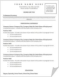 Keywords For Resumes 7 On Resume Hirescore In