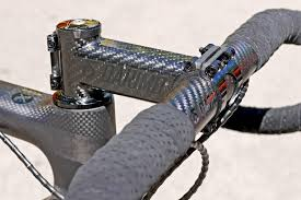 Grams Light Bikes Darimo Sheds More Grams With Ultralight 74g Carbon Stem On