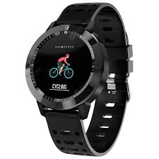<b>CF58 Smart Watch</b> IP67 Waterproof Heart Rate Monitor Multiple ...