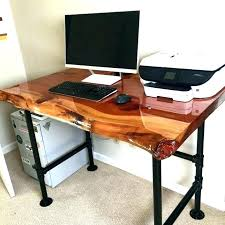 diy corner desk build your own medium size of computer cabinet ideas