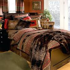 cabin style duvet covers log cabin style duvet covers bear country bedding sets lodge style duvet covers