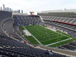 Soldier Field Seating Chart For Kenny Chesney Concert Soldier Field View From Grandstand 428 Vivid Seats