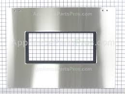 whirlpool outer oven door glass w10401225 from appliancepartspros com