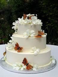 Amazing Butterfly Wedding Cake Designs