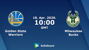 Golden State Warriors Milwaukee Bucks live score, video stream and H2H  results - SofaScore