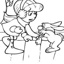 Small Picture Frosty The Snowman coloring pages Color Frosty and Friends