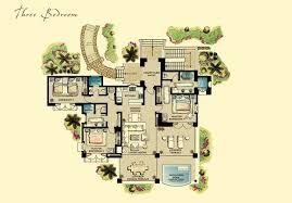 Beau Ciel Floor Plans  Sarasota Condominiums  Barbara A MeiLuxury Floor Plans
