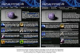 isaac newton scientific revolution essay darin hayton complex systems lab s actual home page alongside the highjacked version