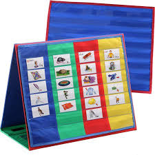 How To Make A Pocket Chart Stand Desktop Pocket Charts And Stand