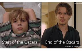 Social Media Agency | Best Memes and Moments From the 2015 Oscars via Relatably.com