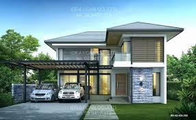 modern 2 y house plans awesome thai style house plans modern house design modern 2 y