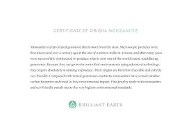 Moissanite Vs Diamond Brilliant Earth