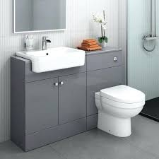 combo vanity units interior combined toilet and basin sink combination white unit bathroom combo vanity units combination toilet basin