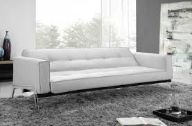 white leather sofa beds home the honoroak
