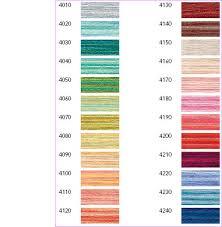 Dmc Color Variations Floss Les Patrons De Broderie