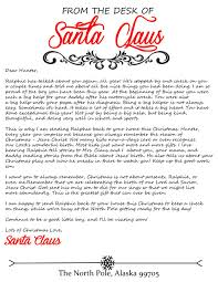 santa north pole work santa letter templates jxmsdp1u letter template reply