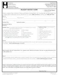 Failure Analysis Report Template Free Failure Report