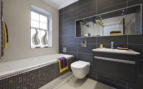 Dark Wood Bathroom Accessories Gray Bathroom Accessories Dark Brown Varnished Wooden Frame