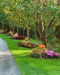 Fall Landscaping Breathtaking Fall Landscaping Ideas Front Yard Pictures Design