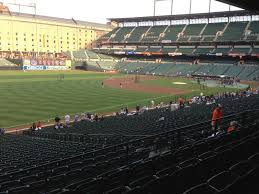 Oriole Park At Camden Yards Section 67 Row 5 Seat 17