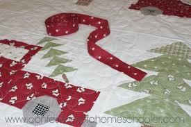 Vintage Christmas Quilt Pattern - Confessions of a Homeschooler & vintagechristmas13 Adamdwight.com
