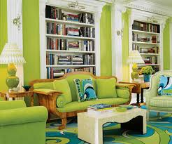 Lime Green Living Room Getting Lost In Green Living Room Ideas Homeideasblogcom