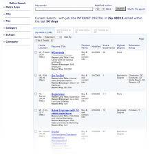 free resume finder