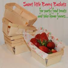 wood berry basket rectangle wooden strawberry baskets
