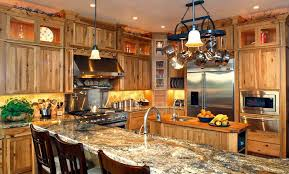 captivating western kitchen lighting and country western kitchen designs and photos