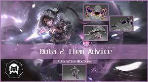 dota 2 templar assassin mix set alternative mix dress youtube