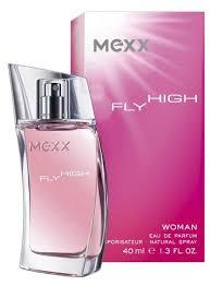 Купить <b>Туалетная вода MEXX Fly</b> High Woman, 40 мл по низкой ...