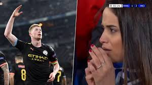 The Day Kevin De Bruyne Revenge His Ex-Girlfriend For Having Been  Unfaithful To Him With Courtois - YouTube