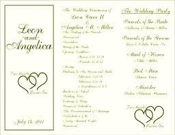 Church Program Templates Free Download Rustic Wedding Fan Program Template Rustic Lace Order Of