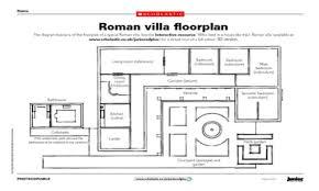 roman house plans modern home bath floor plan villa soiaya