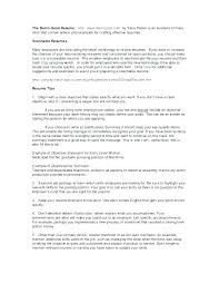 Resume Summary Of Qualifications Example Summary Qualifications ...