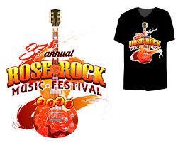 Festival T Shirt Design Colorful Bold Festival T Shirt Design For Main Street