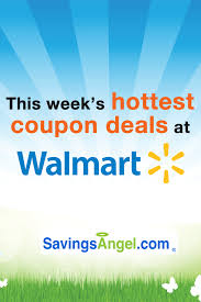 Walmart Coupon Deals 2017 - Updated weekly - SavingsAngel.com ...