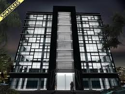 New Building Facade Design Lightmos Thonglor Architect Excerpt ...