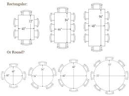 dining room table measurements. Table Dimension Standard Dining Room Size With Well Dimensions . Measurements