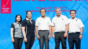 2018 honda lpga thailand. brilliant thailand honda lpga thailand scheduled for february 2018 inside honda lpga thailand lpgacom