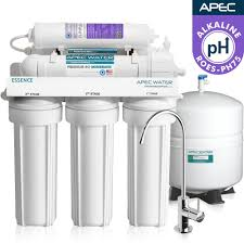 Under Sink Filter Systems Apec Water Systems Essence Premium Quality 75 Gpd Ph Alkaline