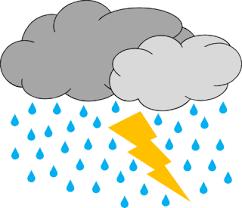 Persisten los nublados y altas probabilidades de lluvias en Camagüey
