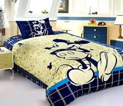 mickey twin bedding mickey mouse twin bed set bedding sets throughout knockout mickey mouse twin bed in a bag